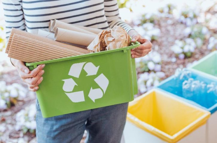 Recycling Facts – We're Getting Better